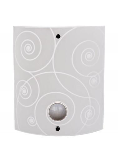 Modelight Aplik Sensörlü Gökkuşağı Beyaz